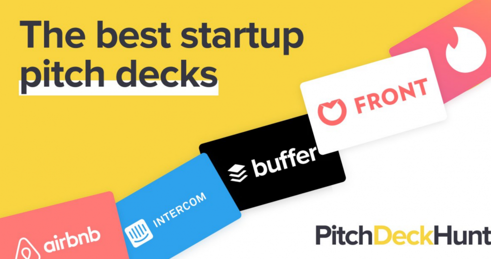 Ponad 100 przykładów najlepszych Pitch Decks