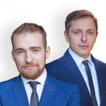 Mateusz Brzeziński i Adrian Semaan, Cushman & Wakefield