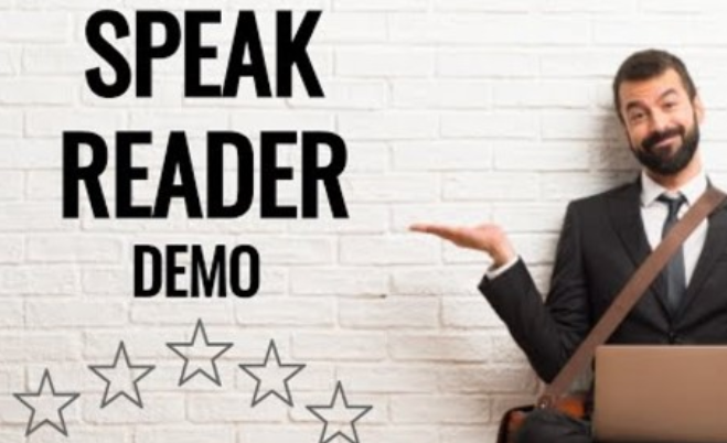 Speakreader - czytnik tekstu