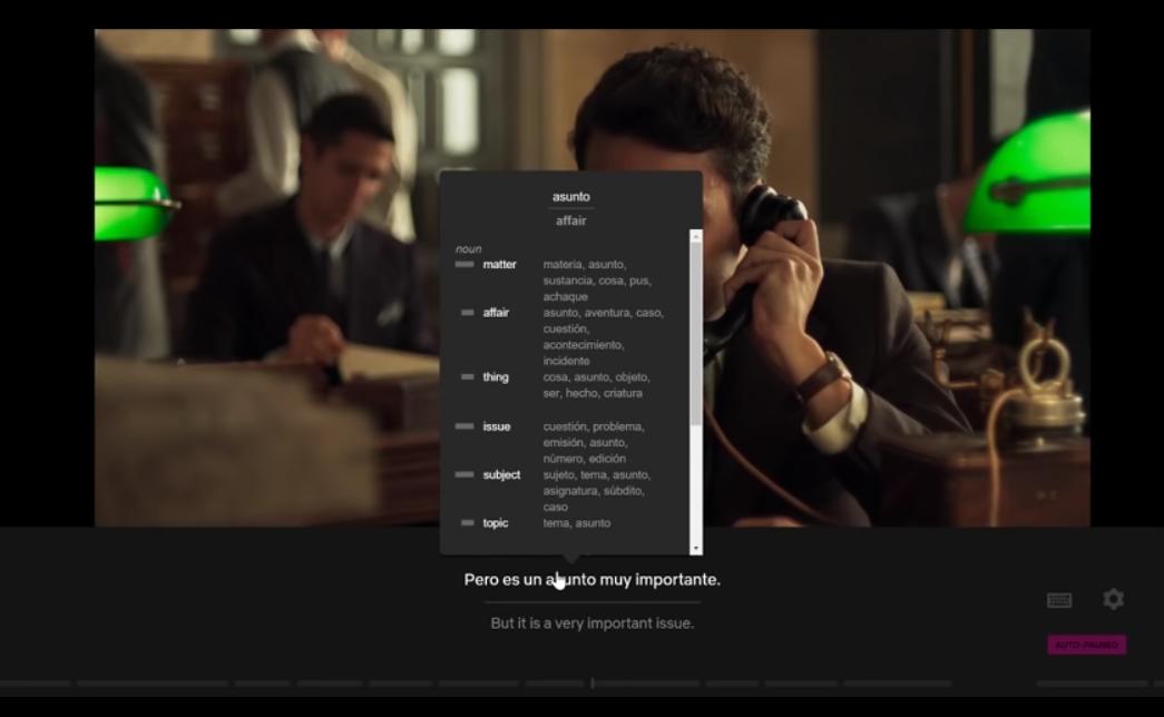 Ucz się języków z Netflixem