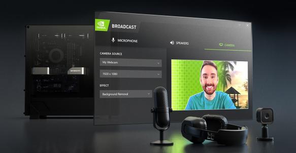 Aplikacja do prowadzenia transmisji live od NVIDIA - potrafi zdziałać cuda